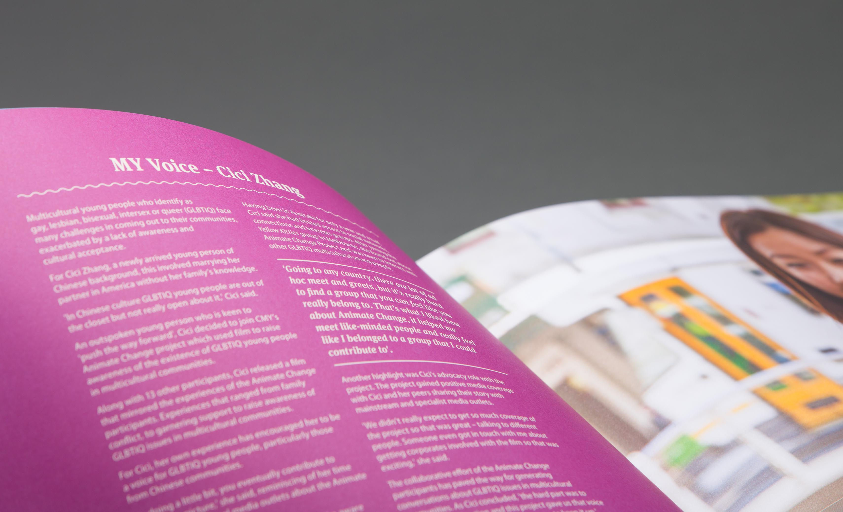 CMY Annual Report