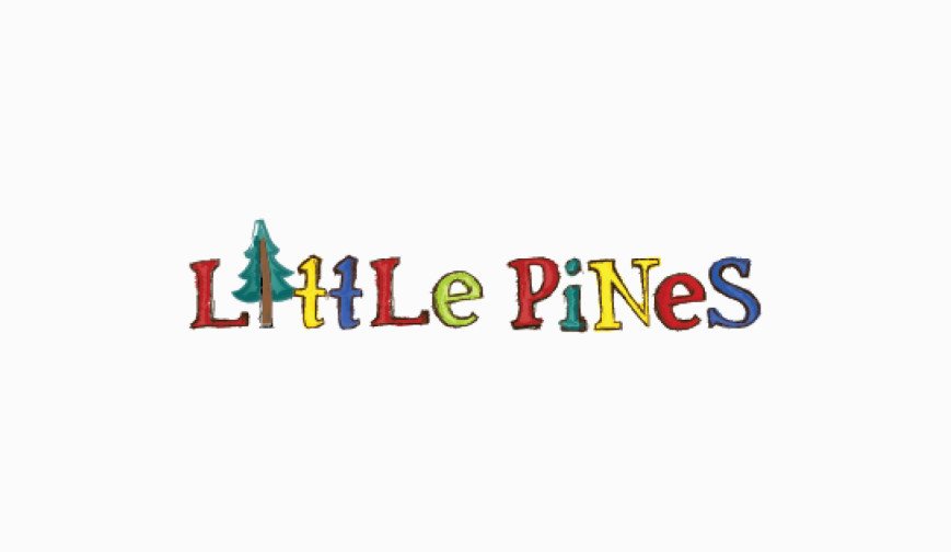 Little Pines Logo Before