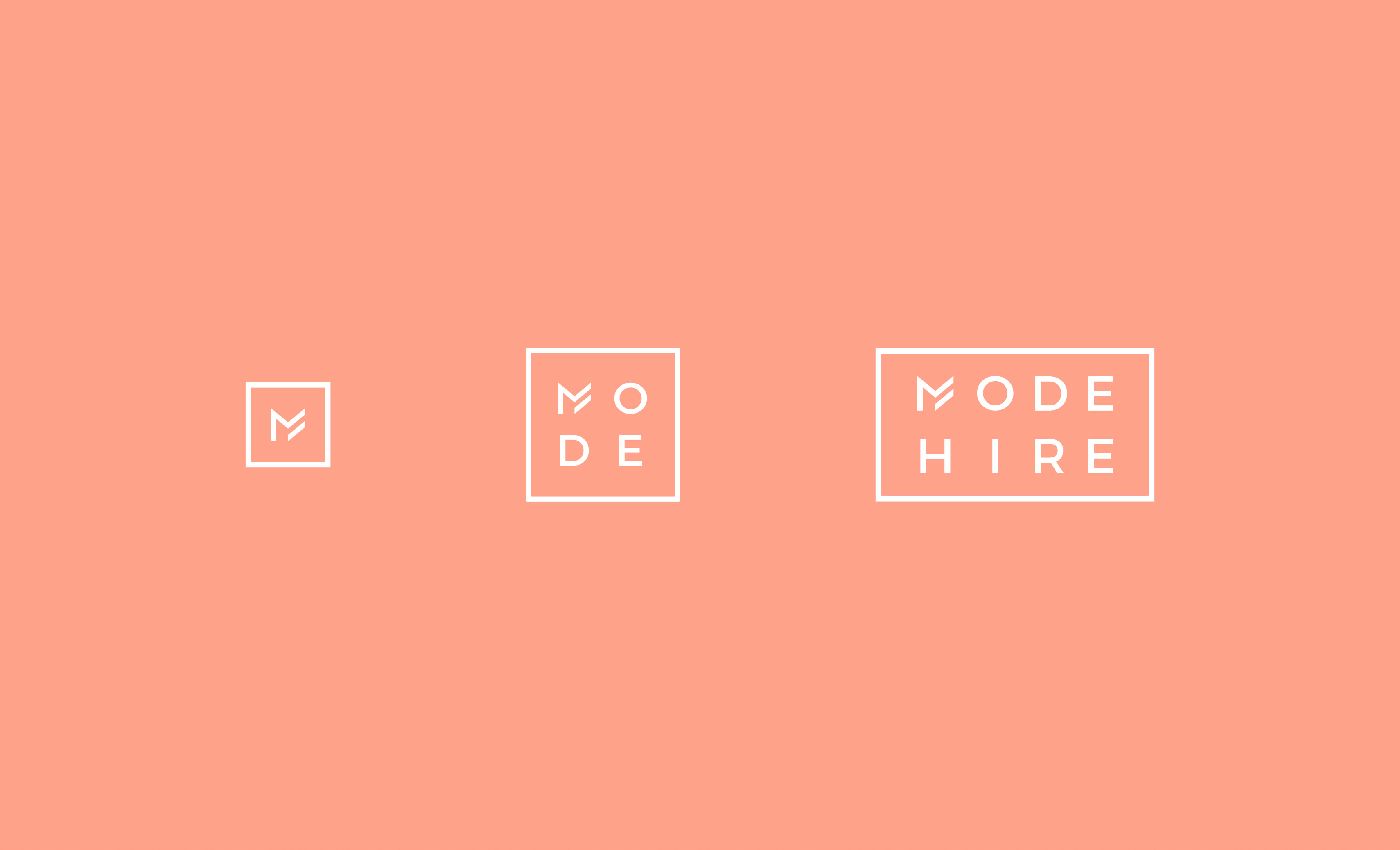 Mode Hire Logo and New Website