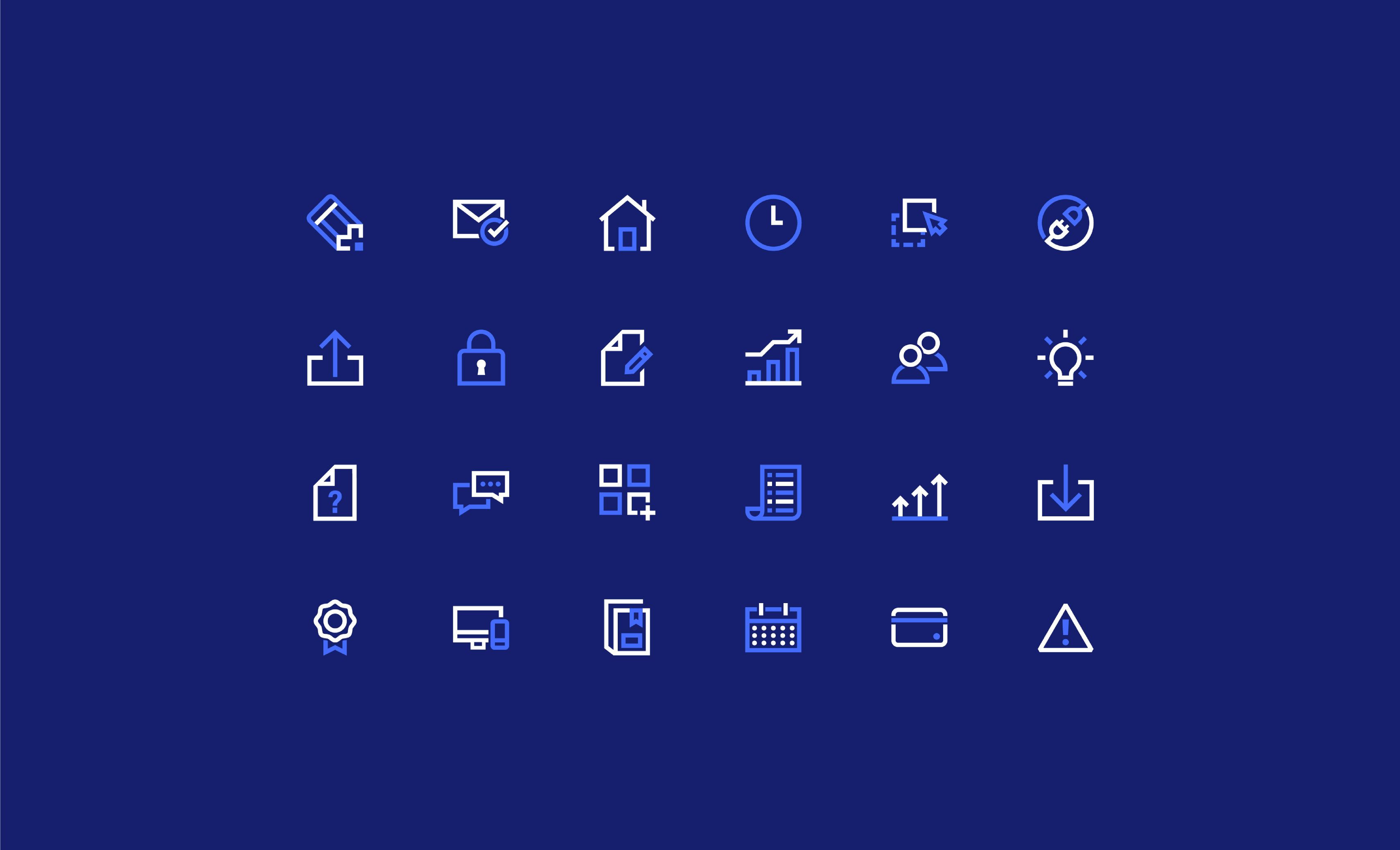 Coassemble App Icons