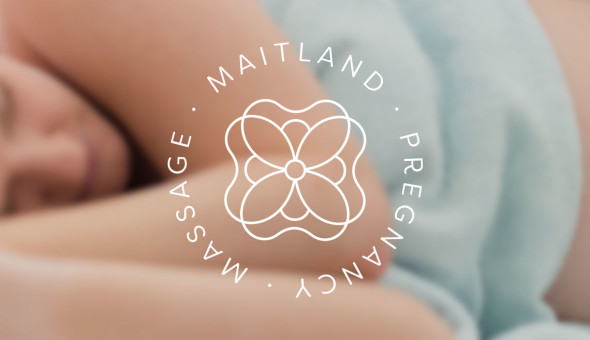 Maitland Pregnancy Massage Logo