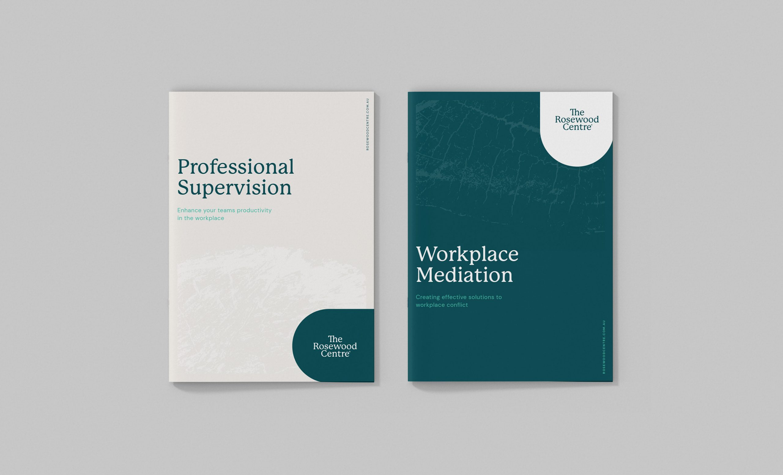 The Rosewood Centre Booklets