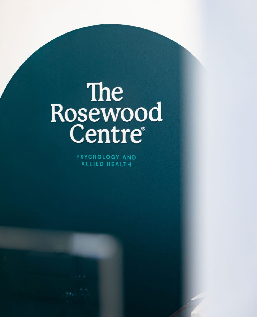 The Rosewood Centre Signage