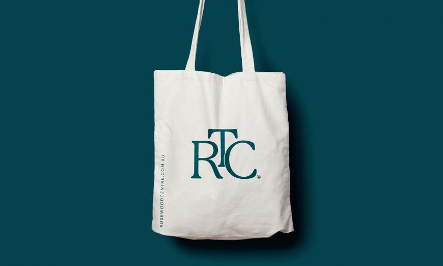 The Rosewood Centre Tote Bag